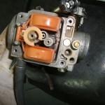 Carburador desmontado