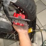 Citycom verificação sistema de freio