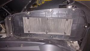 Citycom filtro de ar