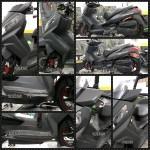 Citycom 300i reformada oliver motos